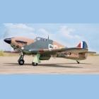 BH108 Hawker Hurricane 2210mm ARTF