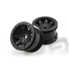 2.2 Raceline Renegade disky, černé - 41mm (2 ks.)