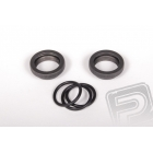 Axial Aluminum 13mm nastavitelné kroužky (2 ks.)