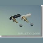 MPJ 2409 Guľový čap M2 dlhý 6ks/b.