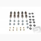 Variabilní koncovky pro drát od 0,5 do 2.0mm, 10ks