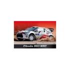 SCX Citroen DS3 WRC Quatar