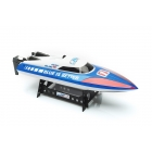 LRP Deep Blue 450 High-Speed Racing Boot RTR