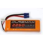 DUREMAX ECO Sport LiPol 11.1V 2250mAh 25C EC3