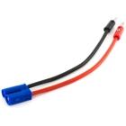EC5 kabel nabíjecí 15cm 12Awg