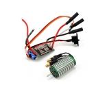 Castle motor 0808 8200ot/V s reg. Sidewinder Micro