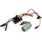 Castle motor 0808 8200ot/V s reg. Mamba Micro