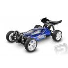 HiMoto ZENIT XB RTR s 2,4GHz soupravou, kar. modrá