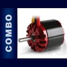 Combo set RAY C4250/07 + RAY R-50SB 50A SBEC regulátor