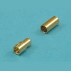 Konektor 5,5 mm zlacený C.C.