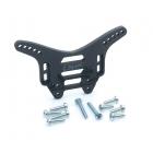 Zadní UHLÍKOVÉ parohy/držáky tlumičů 4mm – S10 Twister BX
