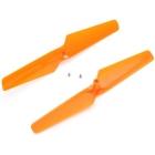 Blade 180 QX HD: Vrtule po směru h.r. oranžová (2)