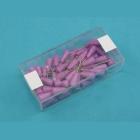 Modelářské špendlíky fialová
