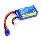 E-flite LiPo 11.1V 1350mAh 30C EC3