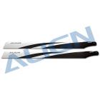 ALIGN - rotorové listy 325 Carbon - 325mm T-REX 450