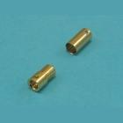 Konektor 6,5 mm zlacený C.C.