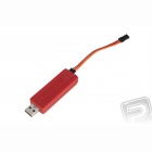 USB Interface sada AeroflyRC7/RC8 pro HoTT/Jeti/Core
