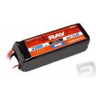 G3 - LC RAY Li-Pol 2200mAh/14,8 30/60C Air pack 32,5Wh