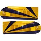 Sport Cub CW 1:4 modrý - křídla