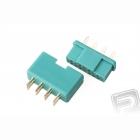 MPX8 konektor zelen� (1 p�r)