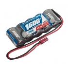 XTEC RX-pack Straight 2/3A NiMH - BEC - 6.0V - 1600mAh
