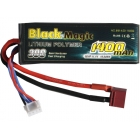 Black Magic LiPol Car 11.1V 1400mAh 30C Deans