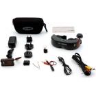 Fat Shark Teleporter V4 Headset s mikro kamerou
