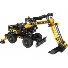 MECCANO Evolution - Bagr
