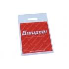 Igelitová taška GRAUPNER 250x350mm