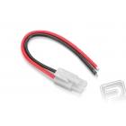 PC TAMIYA konektor s kabelem 15cm 1ks (samec)