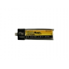 Black Magic LiPol 3.7V 80mAh 15C EFL