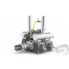 Motor DLA 128 ccm (čtyřválec, boxer) včetně tlumiče a příslušenství