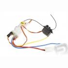 Mad Shark - elektronika (ESC, RX 2,4GHz, Servo)
