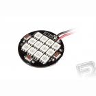 Super micro svíticí bodové světlo (24 LED) pro kvadrokoptéry RGB