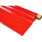 IronOnFilm - červená 0.6x2m