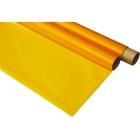 IronOnFilm - transparentní žlutá 0.6x2m
