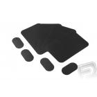 Deck and battery PVC patch (4 pcs.)