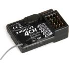 ECX - Přijímač 2.4GHz 2-kan. voděodolný V3