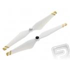 E305 - 9450 vrtule bílo-zlatá (CW+CCW)