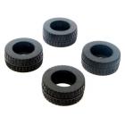ECX 1:36 - Kola s pneu komletní (4)