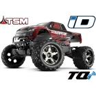 Traxxas Stampede 1:10 4WD VXL TQi TSM RTR