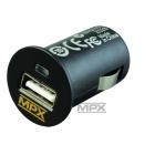 145533 USB nabíječ do auta 12V