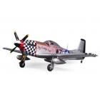 """P-51 Mustang V2 (Baby WB) """"Big Beautifull Doll"""" ARF"""