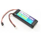 Baterie přijímače LiFe 2000mAh 6.6V 20C