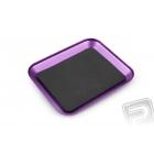 Kovová magnetická podložka fialová