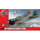 Classic Kit letadlo Mitsubishi Zero A6M2b 1:72