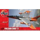 Classic Kit letadlo Folland Gnat T1 1:72