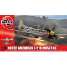Classic Kit letadlo North American F-51D Mustang 1:72