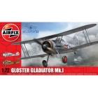 Classic Kit letadlo Gloster Gladiator MKI 1:72