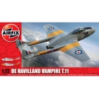 Classic Kit letadlo de Havilland Vampire T.11 1:72